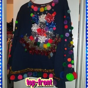Sweaters - (SOLD) UGLY CHRISTMAS SWEATER outfit